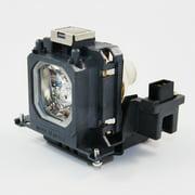 Sanyo POA-LMP114 Projector Housing with Genuine Original OEM Bulb