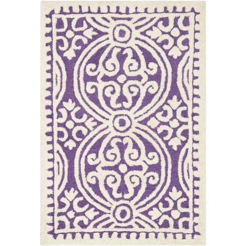Safavieh Cambridge Leslie Hand-Tufted Wool Area Rug