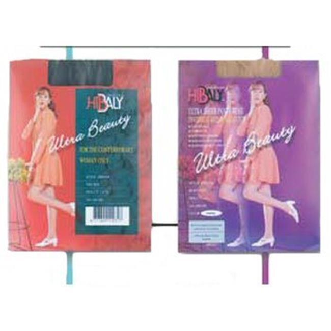 DDI 422966 60 Pieces Ultra Sheer Pantyhose - Regular -Pack of 60