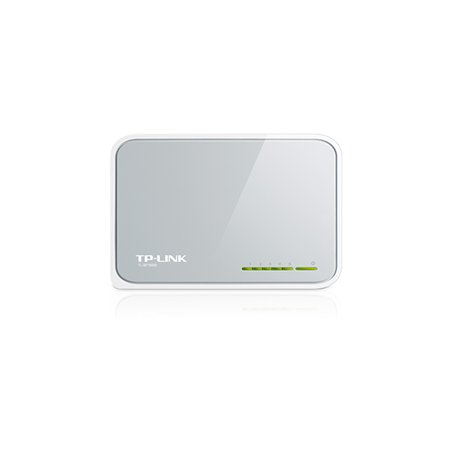 Ethernet Network Hub - TP-Link 5-Port Fast Ethernet Desktop Switch (TL-SF1005D)