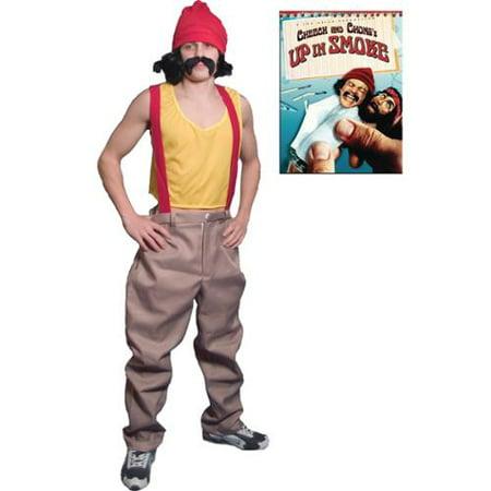 Cheech And Chong Costumes (Cheech & Chong Cheech Deluxe Costume Set Adult)