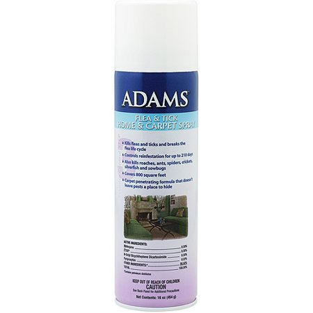 Adams Flea Amp Tick Home Amp Carpet Spray Walmart Com