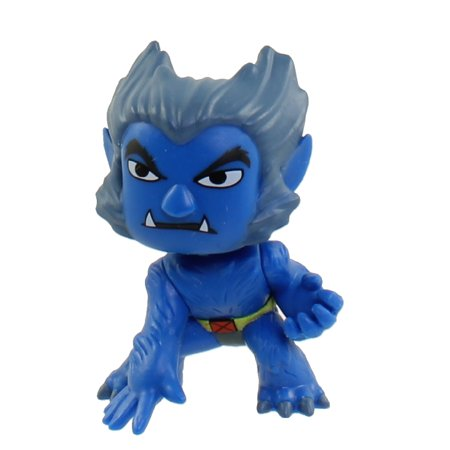 Funko Mystery Minis Vinyl Figure - X-Men Series 1 - BEAST (3 inch) (Xmen Blue Beast)