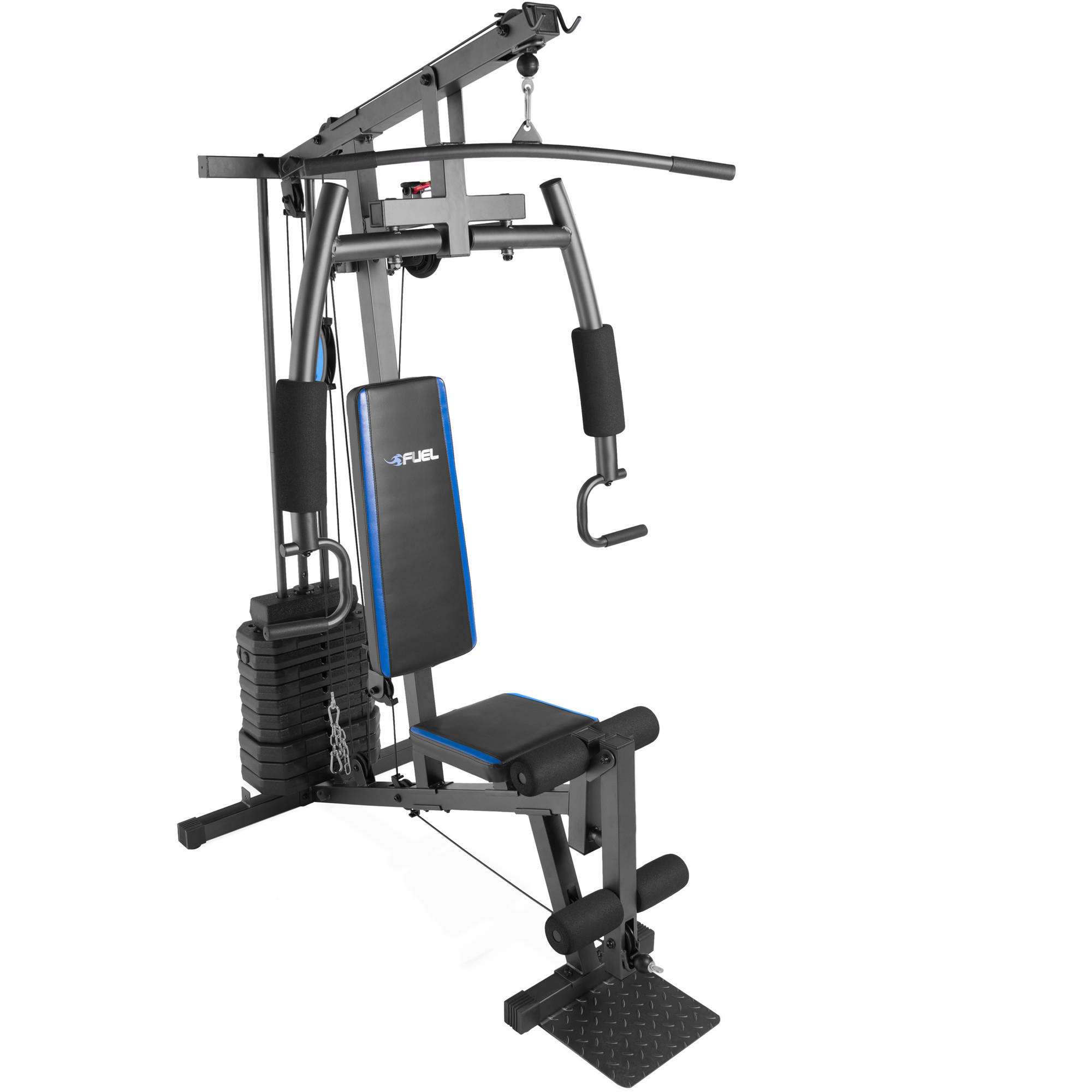 Fuel Pureformance Home Gym with 125 lb Weight Stack, Assorted Styles
