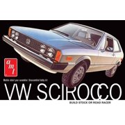 AMT 925 1:24, VW Scirocco Model Kit