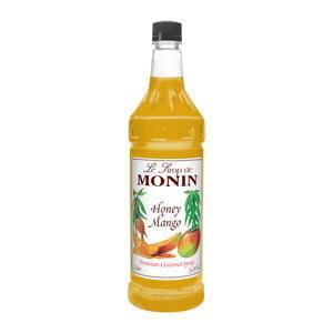 Monin Honey Mango Syrup PET