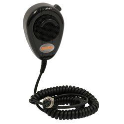 RoadKing 4-Pin Dynamic Noise Canceling CB Microphone Black Boxed Pkg CB Microphones &