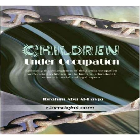 Children Under Occupation - eBook