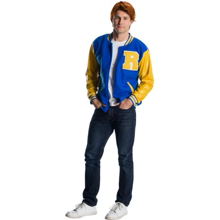 Riverdale Mens Deluxe Archie Andrews Costume](Halloween Riverdale)