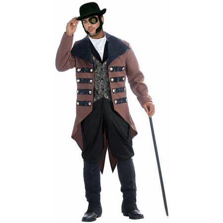 Steampunk Jack Gentleman Costume Adult Men