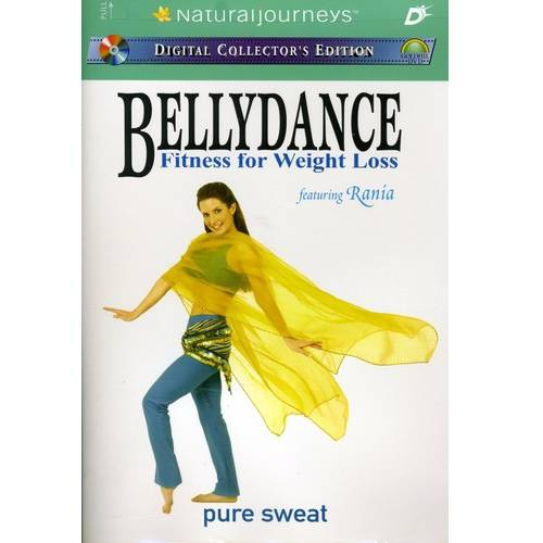 Bellydance Fitness For Weight Loss: Pure Sweat