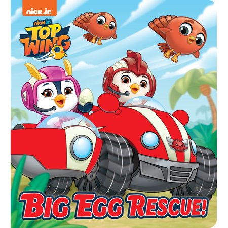 Big Egg Rescue! (Top Wing) (Rescue Wings)