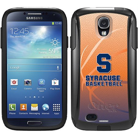 Syracuse University Basketball Design On Otterbox Commuter Series Case For Samsung Galaxy S4