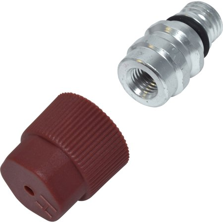 Service Adapter (A/C Service Port Repair Kit -- Service Port)