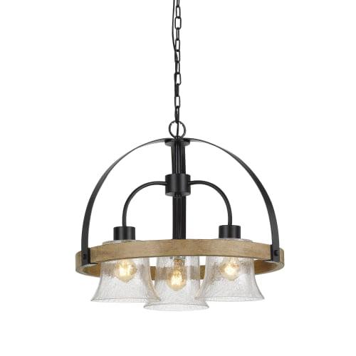 Cal Lighting Bell FX-3662-3 Pendant Light by CAL Lighting