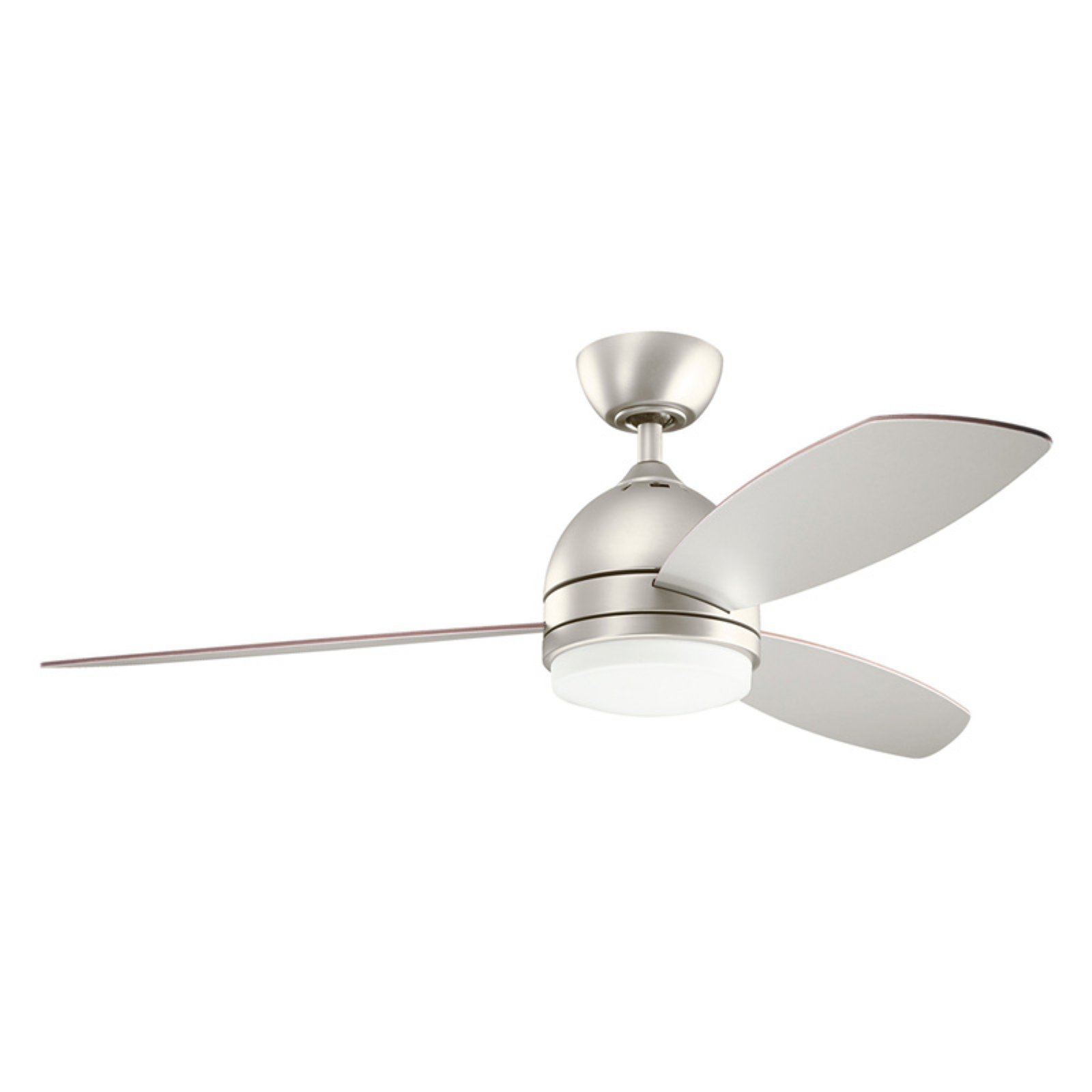 Kichler Vassar 52 in LED Indoor Ceiling Fan Walmart