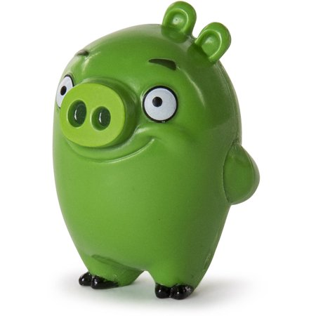Angry Birds Collectible Figure, Pig (Angry Birds Halloween Mummy Pigs)