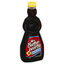 Honeys & Syrups: Mrs. Butterworth's Sugar Free