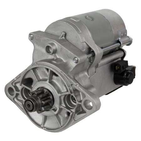 NEW GEAR REDUCTION STARTER MOTOR FITS TRIUMPH GT6 TR250  SPITFIRE TR6 LRS00101 (Triumph Tr6 Racing)