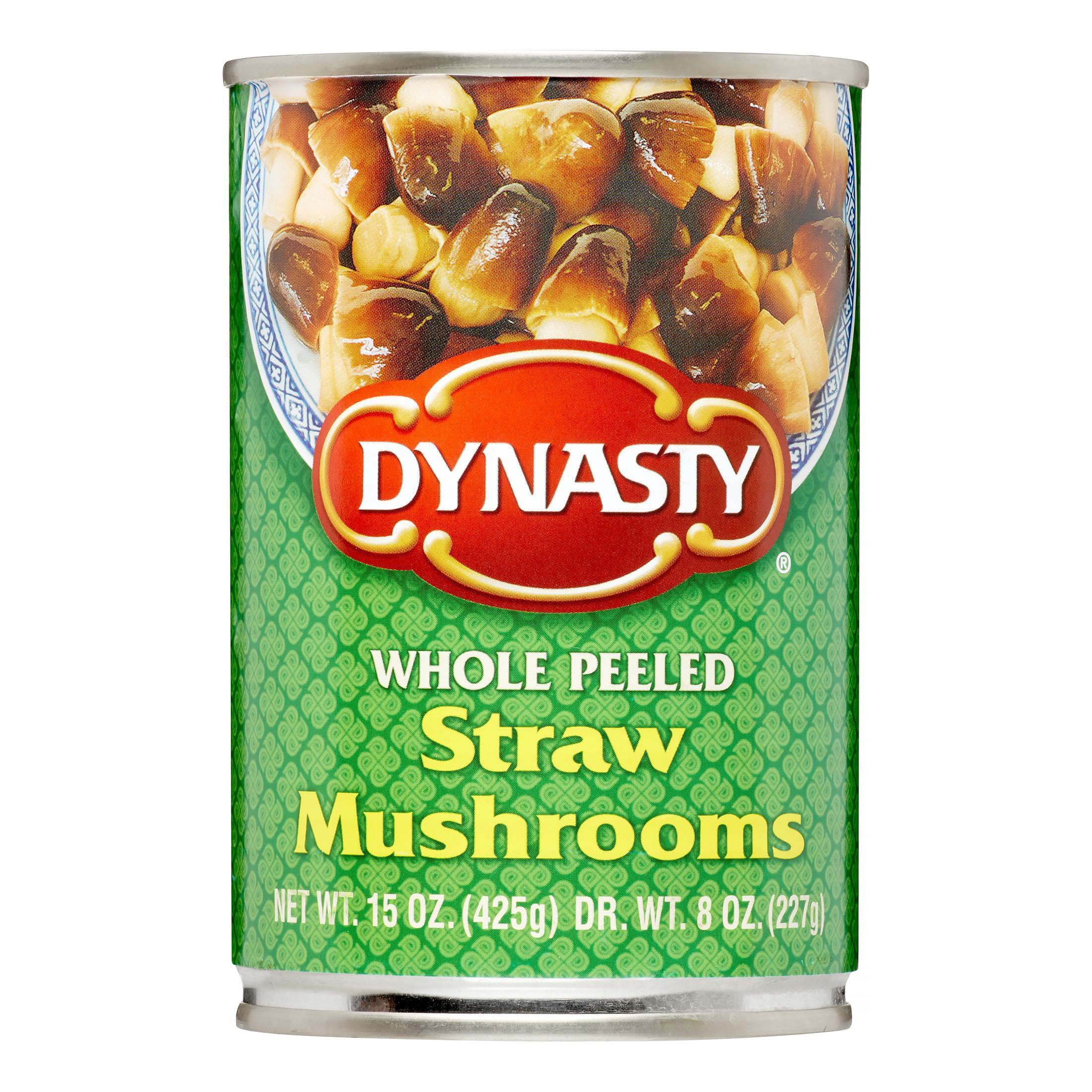 Dynasty Straw Mushrooms, 15 oz by Dynasty