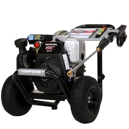 Simpson 60551 3,100 PSI 2.5 GPM Gas Pressure Washer