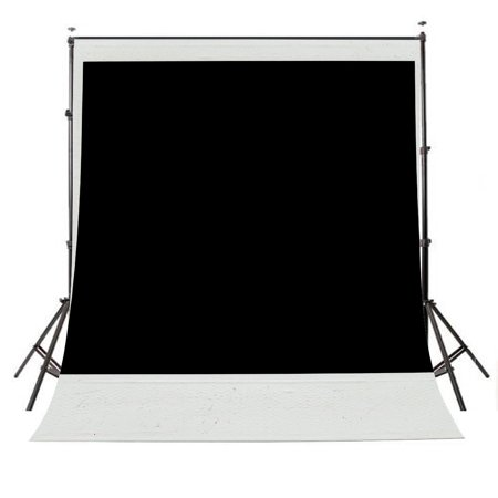 MOHome Polyster 5x7ft Polaroid Template Black Frame Graphics Photography Background Game Club Studio Photo Backdrop Props Wall - Polaroid Frame Prop