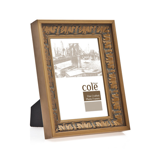 Philip Whitney Deep Baroque Wood Picture Frame