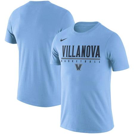 29e15eaeed8 Villanova Wildcats Nike Basketball Practice Legend Performance T-Shirt -  Light Blue - Walmart.com