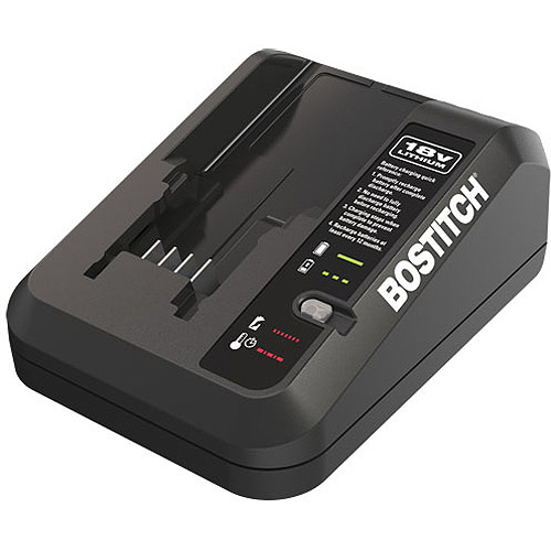 Bostitch Lithium Fast Charger, BTC492L