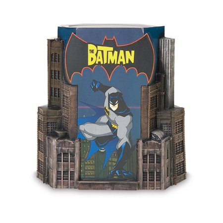 Batman Gotham City Sand Pail Trick Or Treat Bucket Halloween Decoration