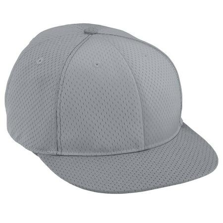 Athletic Thermal Cap - Augusta Sportswear ADULT ATHLETIC MESH FLAT BILL CAP