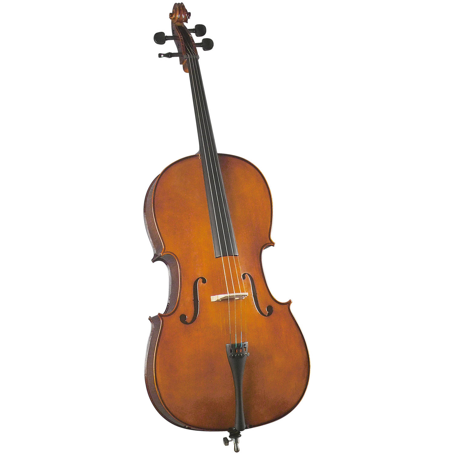 Cremona SC-130 Premier Novice Cello Outfit, 3 4 Size by Generic