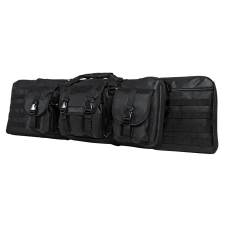 NCStar CVDC2946B42 Double Carbine Case Black 42""