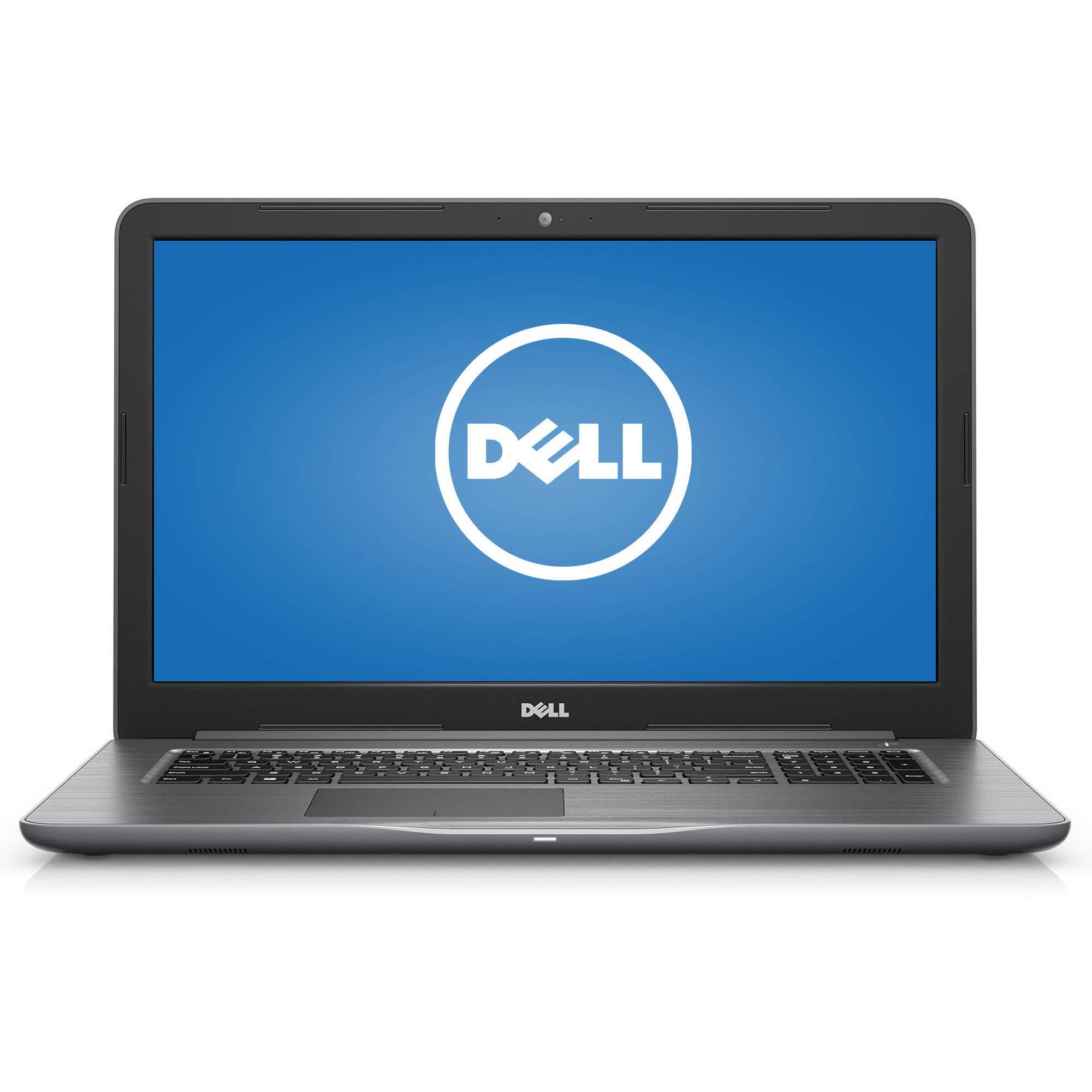 """Dell Inspiron 17 5000 i5767 17.3"""" Laptop, Windows 10 Home, Intel Core i7-7500U Processor, 8GB RAM, 1TB Hard Drive by Dell"""