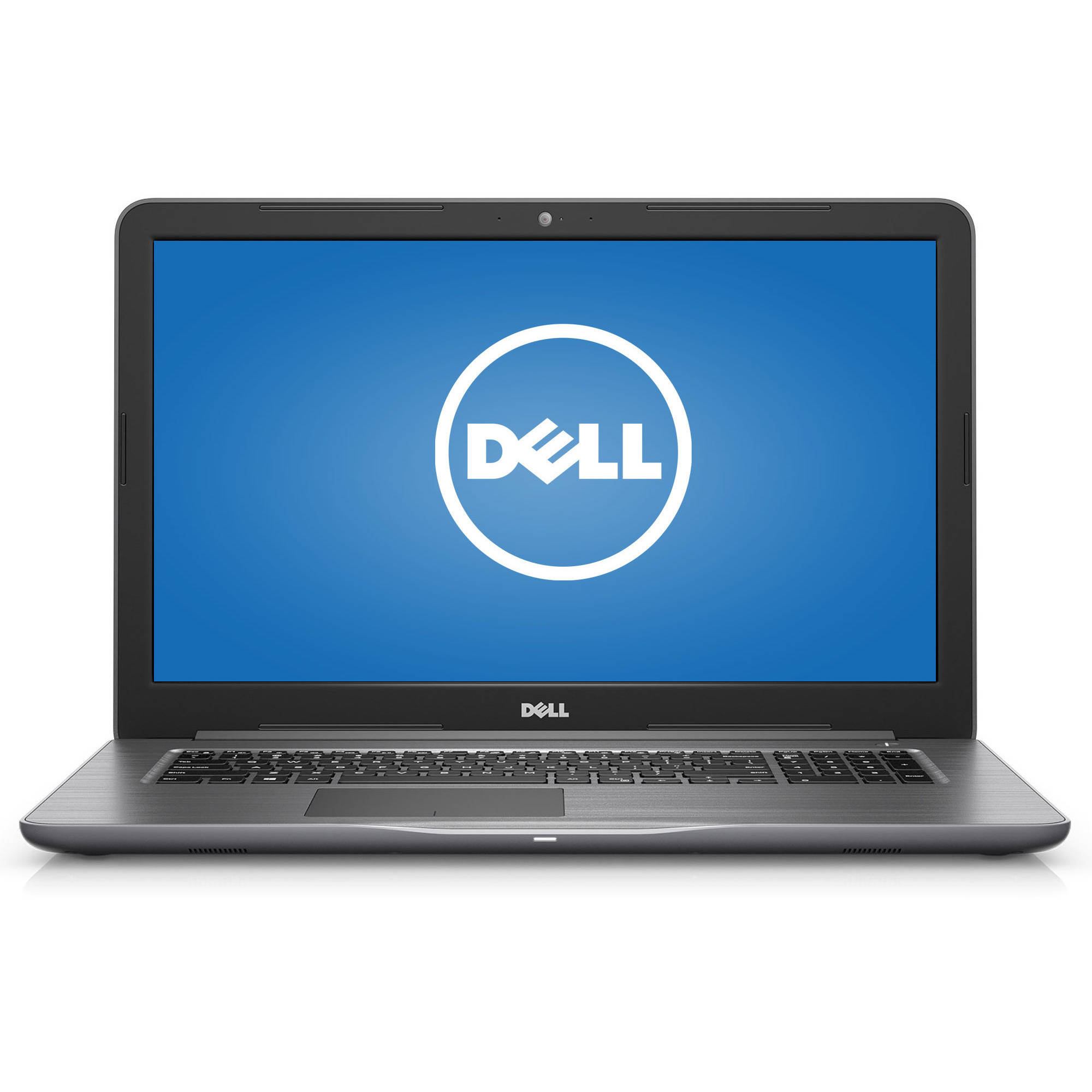"Dell - Inspiron 17 5000 i5767 17.3"" Laptop, Windows 10 Home, Intel Core i7-7500U Processor, 8GB RAM, 1TB Hard Drive"