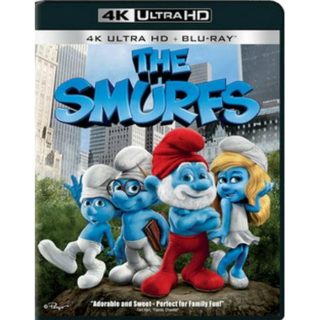 The Naughties Smurfs (The Smurfs (4K Ultra HD))