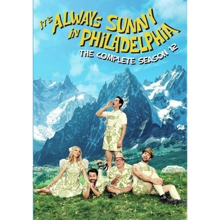 It's Always Sunny in Philadelphia: The Complete Season 12 (DVD) - 12th Day Of Halloween