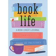 Book Life: A Book Lover's Journal (Paperback)