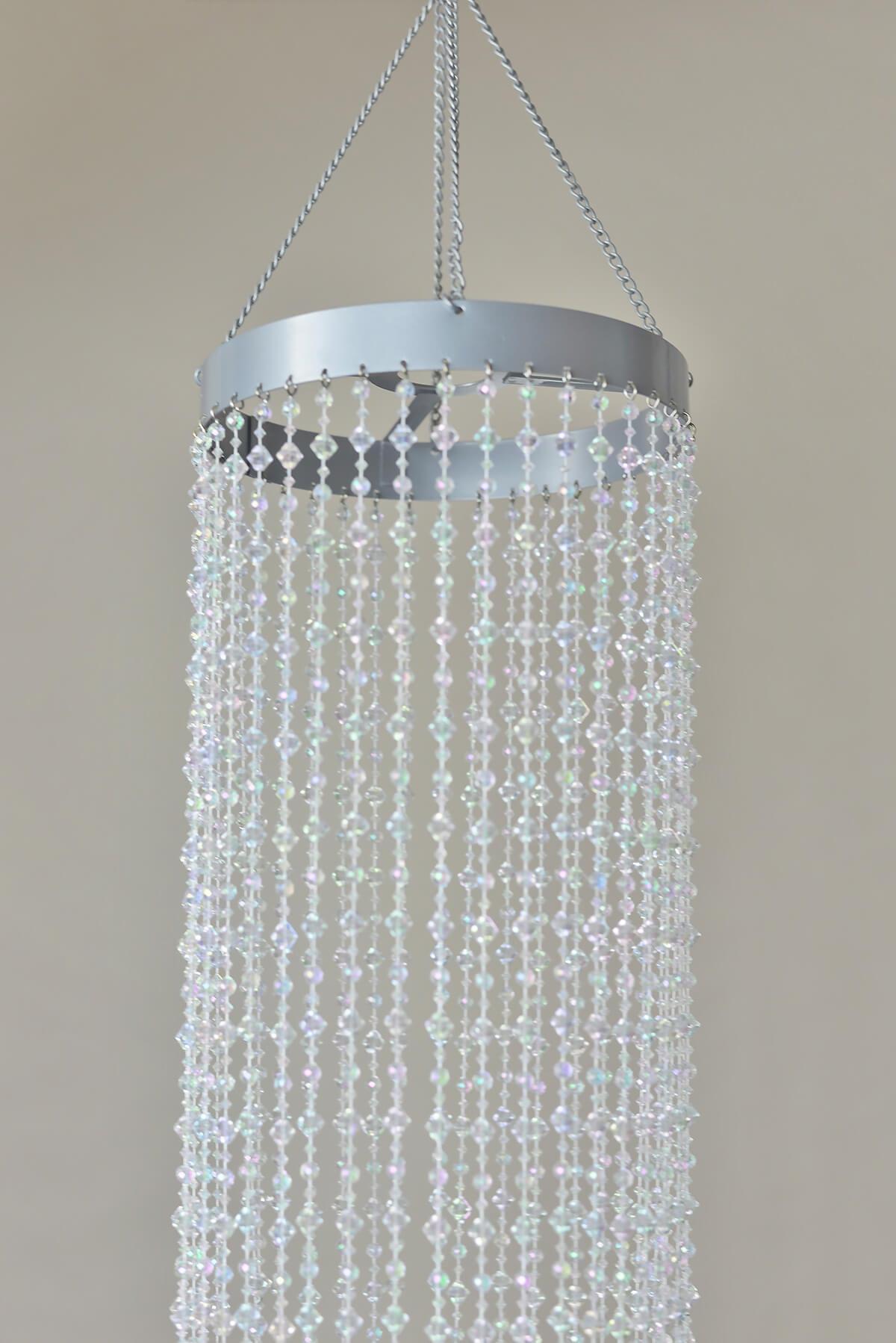 5 ft plug in crystal chandelier walmart arubaitofo Images