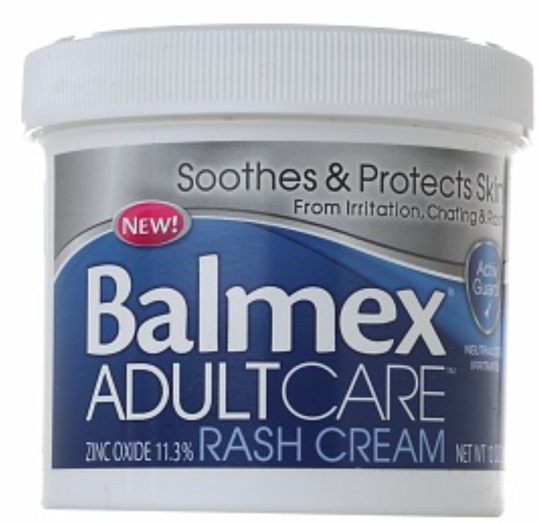 Balmex Adult Care Rash Cream 12 oz (Pack of 2)