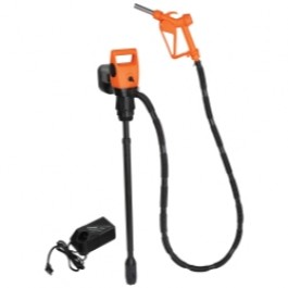 Electric Rechargeable Drum Pump 19.2V