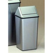 Witt Dome Top Series Swing Top Trash Can