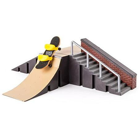 Tech deck starter kit ramp set and board - Tech deck finger skateboards ...