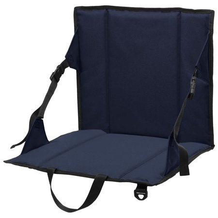 Port Authority Portable Padded Comfortable Stadium Seat