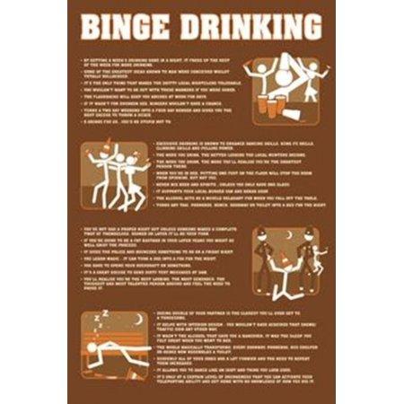 Binge drinking is a 'cluster bomb' for health issues, warn scientists