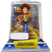 Toy Story Movie Collectibles Sheriff Woody Action Figure