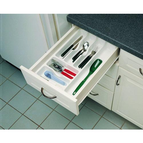 Rev-A-Shelf  CT-2-52  Cutlery Organizers  CT  Drawer Organizers  ;White