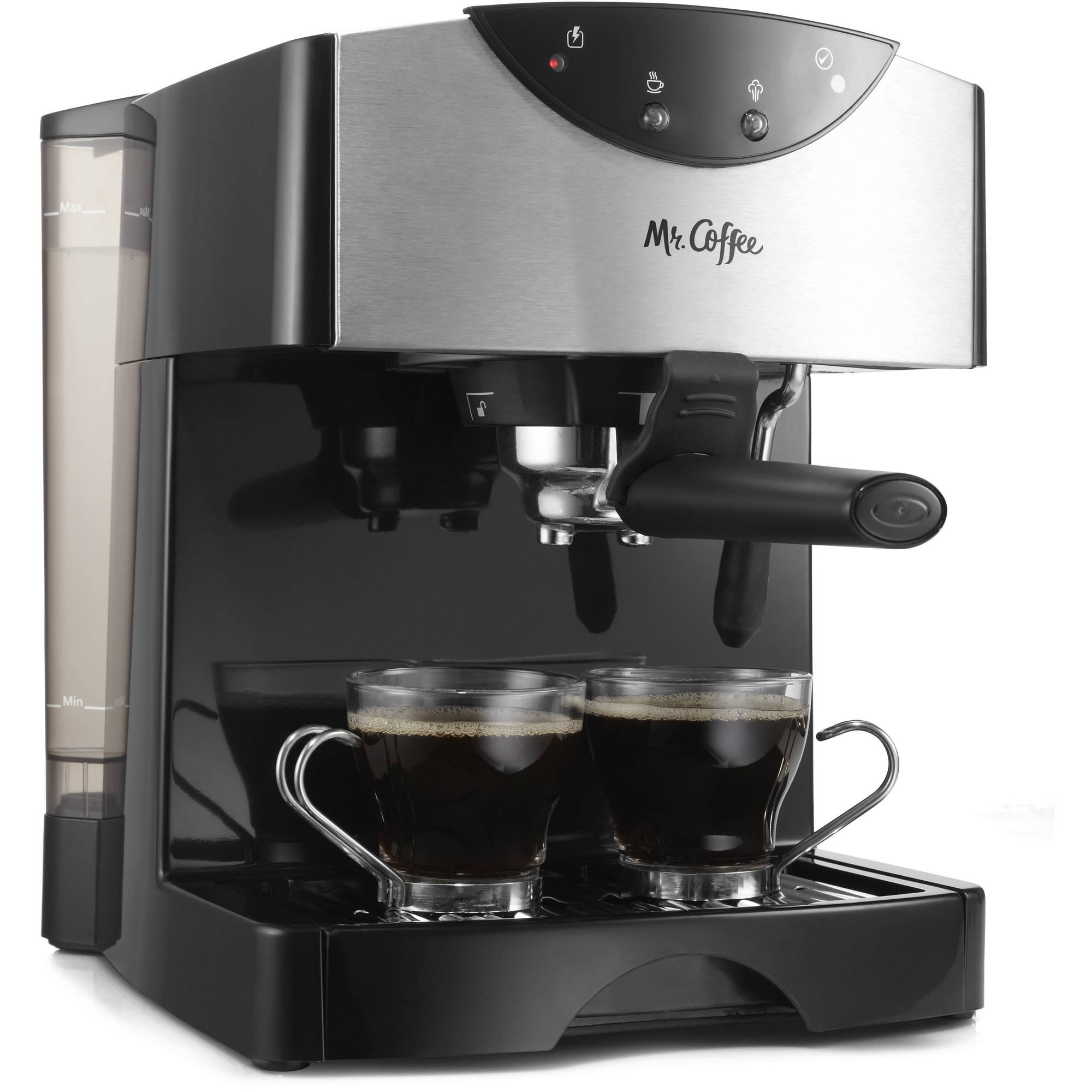 Mr. Coffee Pump Espresso Machine, ECMP50