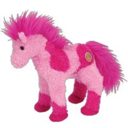 TY Beanie Baby - CANTERS the Pink Horse (BBOM April 2006)