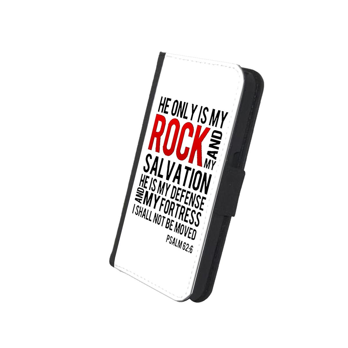 KuzmarK™ Samsung Galaxy S6 Wallet Case - Psalm 62_6